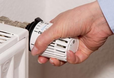 adjust: Heating