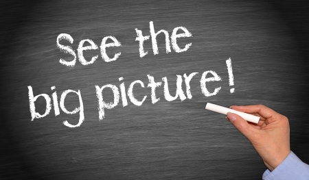 mentoring: See the big picture