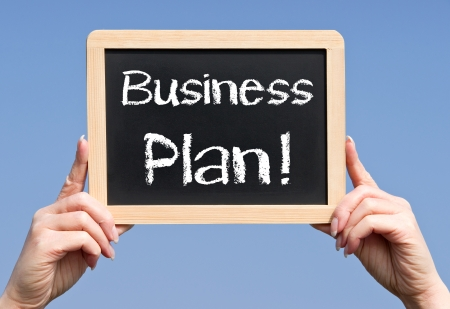 Business Plan photo