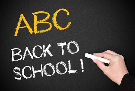 ABC - Back to school photo