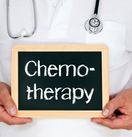 Chemotherapy Stock Photo