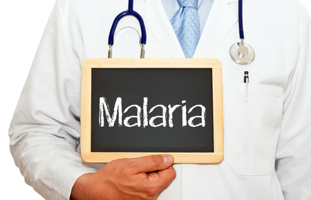 malaria: Malaria Stock Photo