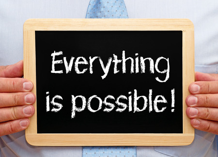 leadership training: Everything is possible