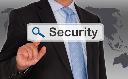 vigilante de seguridad: Seguridad