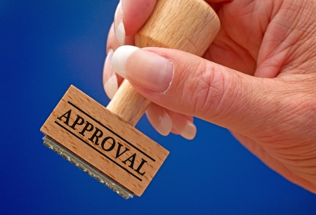 permission: Approval