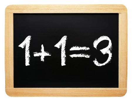 sinergia: 1 m�s 1 = 3 - Sinergia Concept