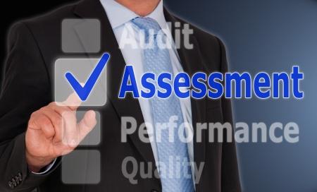 job evaluation: Assessment