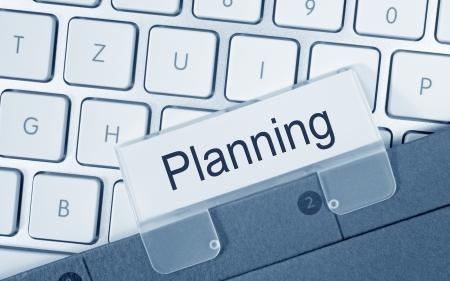Planning photo