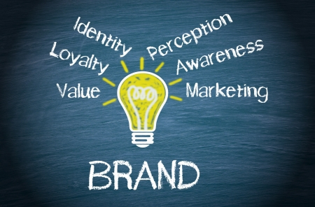 Marka - Business Concept Zdjęcie Seryjne