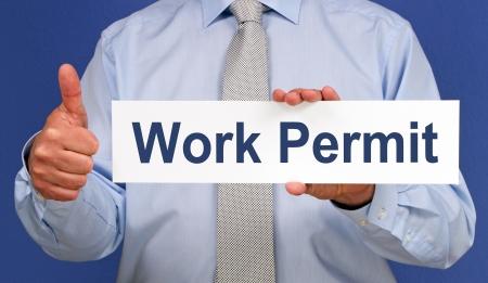 permit: Work Permit