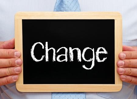 Change Stock Photo - 25189616
