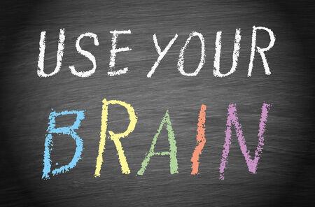creative strength: Use your brain
