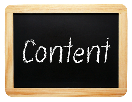 Content Management Stock Photo - 25229963