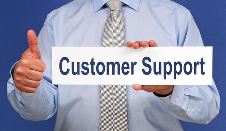 customer support: Customer Support Stock Photo