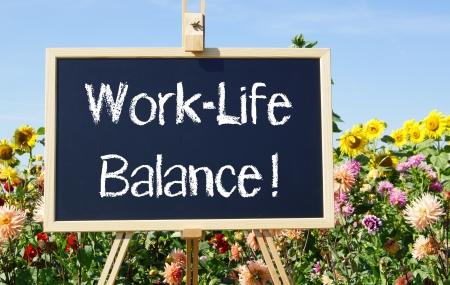 quality of life: Work-Life Balance