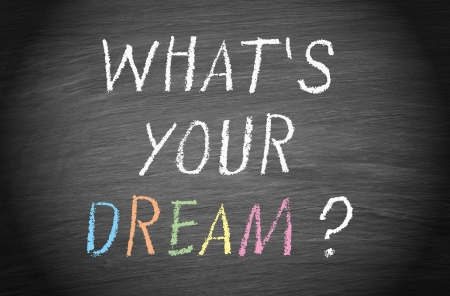 dream vision: What is your dream