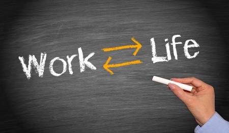 desacuerdo: Equilibrio trabajo-vida