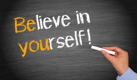 zelf doen: Geloof in jezelf