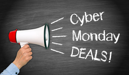 Cyber Monday Deals Stock Photo - 25388979