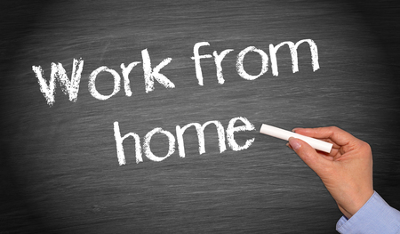 work from home: Work from home