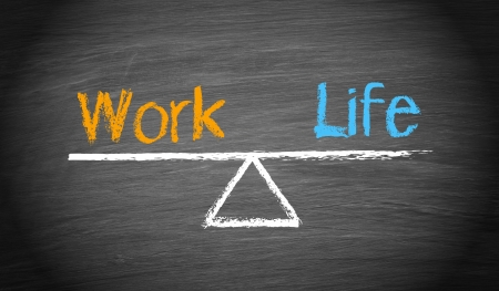 la vie: Conciliation travail-vie