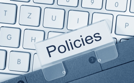 Policies Stock Photo