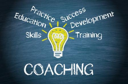 liderazgo empresarial: Entrenamiento