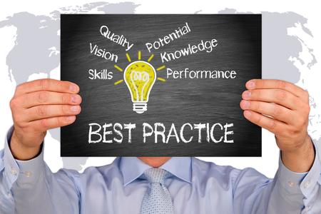 oefenen: Best Practice
