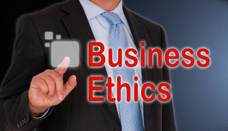 Business Ethics Stock Photo - 25746286