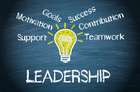 leiderschap: Leiderschap Stockfoto