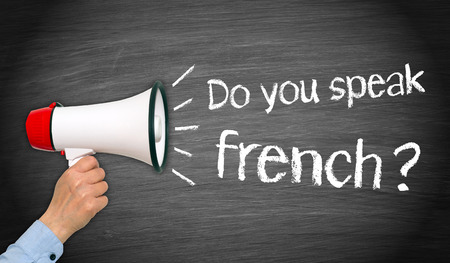 Do you speak french photo