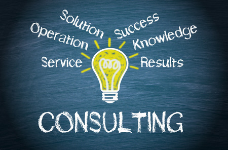 consultancy: Consulting - Business Concept