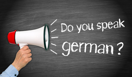 Do you speak german photo
