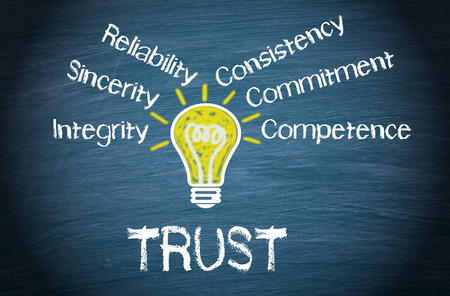 Trust - Business Concept Stok Fotoğraf - 26509207