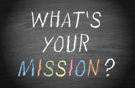 Wat is uw missie
