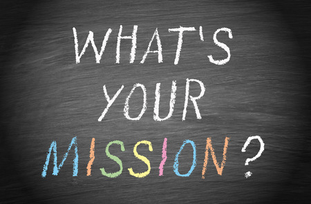 What is your mission photo