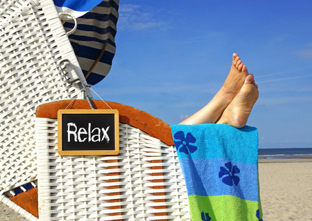 Relax at the Beach photo