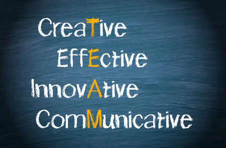 creative communication: TEAM - Business Concept