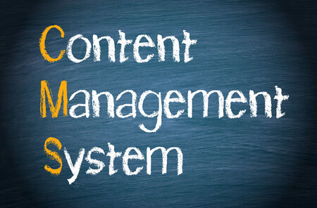 e systems: CMS - Content Management System