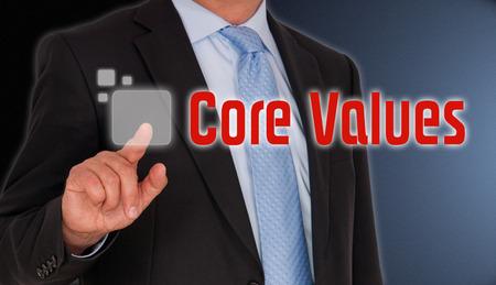 core strategy: Core Values