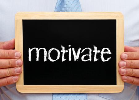 motivate photo