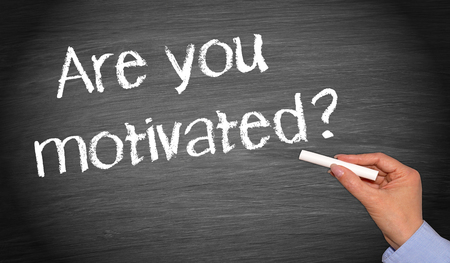 encouragement: Are you motivated