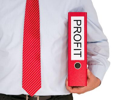 revenues: Profit Stock Photo
