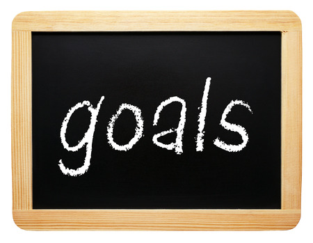 Goals Stock Photo - 27080800