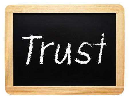 Trust Stock Photo - 27199078
