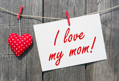 mother'sday: I love my mom