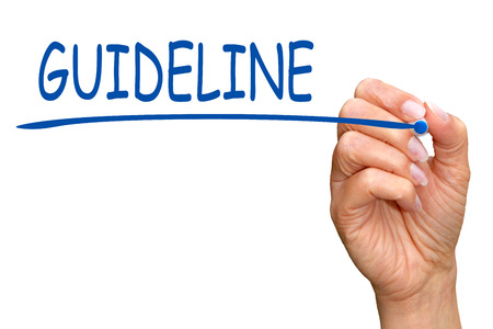 Guideline Stock Photo - 27317587