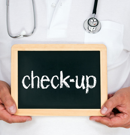 Medical check-up photo