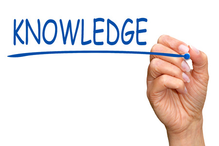 knowhow: Knowledge Stock Photo