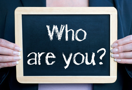 who: Who are you